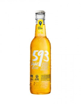 CERVEZA 593 LIGHT 330ML